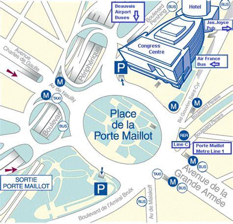 porte maillot metro map beauvais airport to