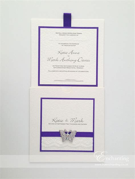 ivory and cadbury purple wedding invitations 95 best colour schemes purple images on diy