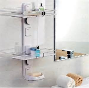 unique bathroom shelves new arrival unique stainless steel layers wall