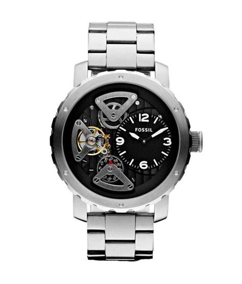 fossil numeric 1132 fossil metallic me1132 price in india buy fossil
