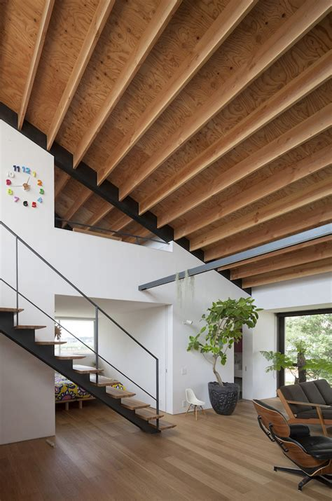 hipped glass roof house
