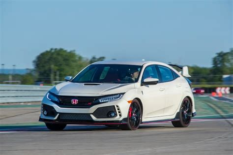 2017 2018 honda civic type r turbo review of specs r d