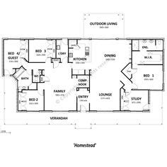 australian homestead floor plans 1000 ideas about australian house plans on