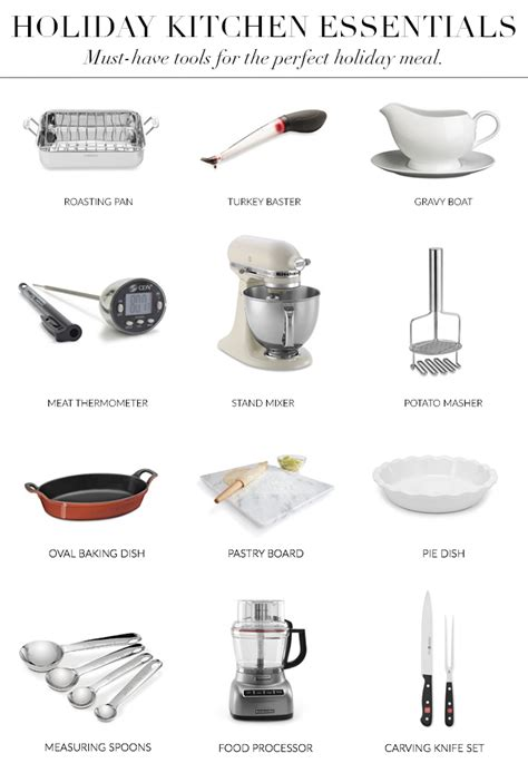 Kitchen Essentials Names Kitchen Essentials Sohautestyle