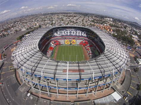 imágenes estadio azteca estadios en m 233 xico que podr 237 an albergar el mundial 2026