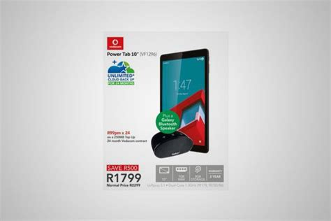 vodacom power tab 10 some of the best local gadgets and tech deals