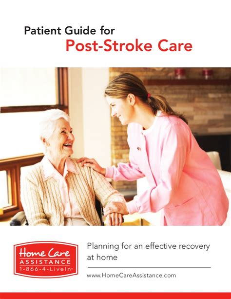 Herbal Carefor Stroke patient guide for post stroke care