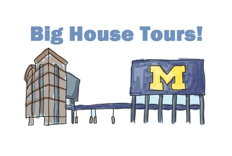 Big House Tours | cap gown countdown big house tours cus involvement