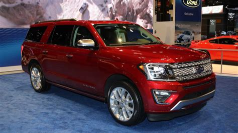 2018 ford expedition went aluminum and lost a lot of weight