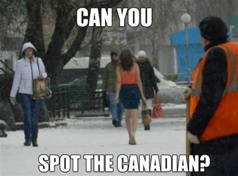 Canadian Meme - funny meme you can spot