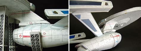 Trek Papercraft - 40 amazing papercraft templates for the inside you