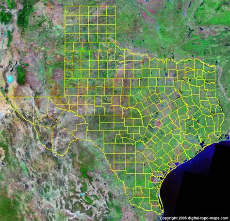map in texas texas county map tx counties map of texas