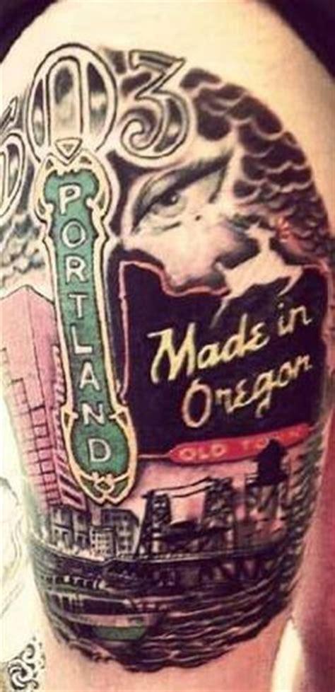 tattoo equipment portland oregon here s 69 oregon tattoos you should see