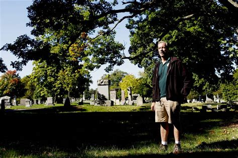 City Enlists Technology To Make Cemetery Records