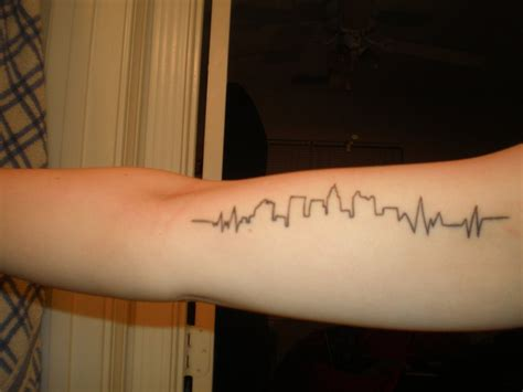 atlanta skyline tattoo 18 atlanta skyline design tattoos