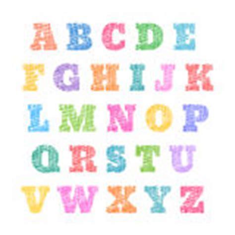 lettere dell alfabeto stilizzate alfabeto stilizzato immagini stock libere da diritti