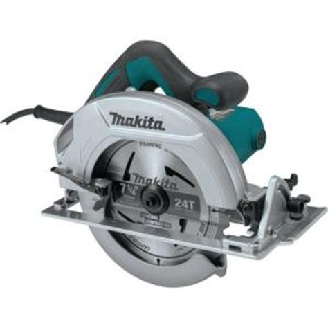 makita 10 5 7 1 4 in corded circular saw hs7600 the