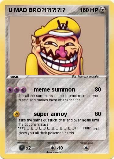 card meme template shitpostbot 5000