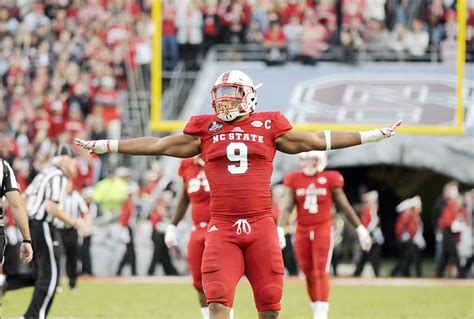 Nc State One Day To Mba by Pro Day Shows Nc State Football S Growth Sports
