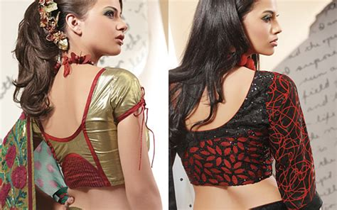 indian 2012 saree blouse neck patterns fashion sodirmumtaz