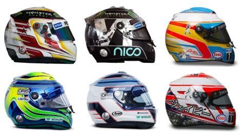 helmet design contest 2015 2015 f1 drivers helmets in pictures 183 racefans