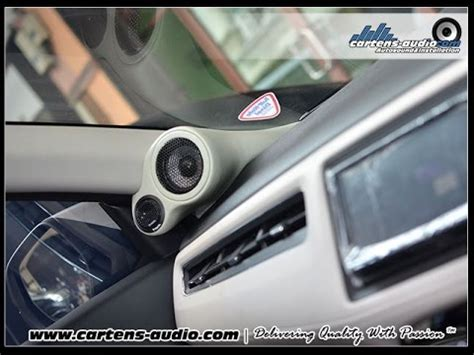 Harga Audio Mobil Bergaransi paket audio mobil honda hrv sistem 3way harga 20jtan