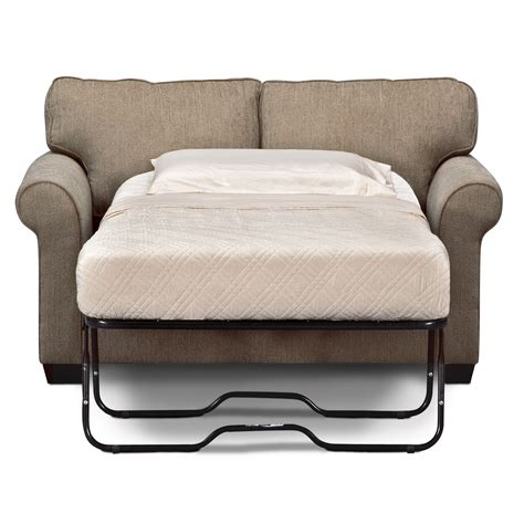 size sleeper sofa bed size sofa sleeper smalltowndjs