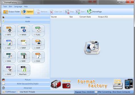 format factory full format factory free download full version for windows