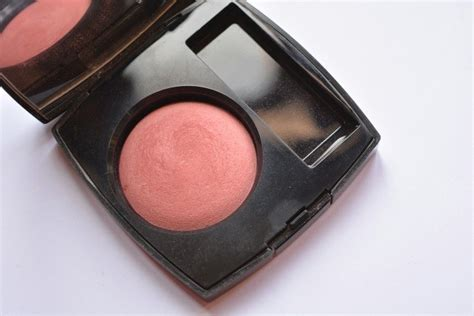 Chanel Joues Contraste Powder Blush chanel innocence 160 joues contraste powder blush review