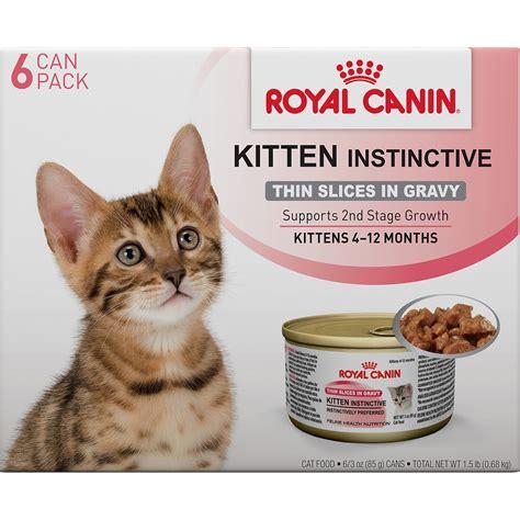 Royal Canin Wetfood Kitten Instinctive royal canin feline health nutrition kitten instinctive