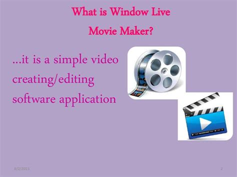 tutorial windows movie maker 2 1 how to use windows movie maker