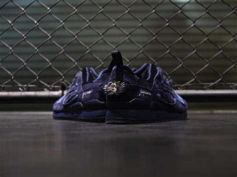 Sepatu Asics Gel Lyte Iii Reigning Ch Navy Premium Qualityy asics partners with beams mita sneakers on the gel lyte iii quot souvenir jacket quot freshness mag