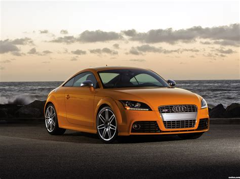 fotos de audi tts coupe usa 2008