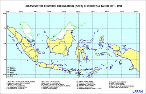 Design Wind Speed Indonesia | indonesia to develop 16 wind power projects reve