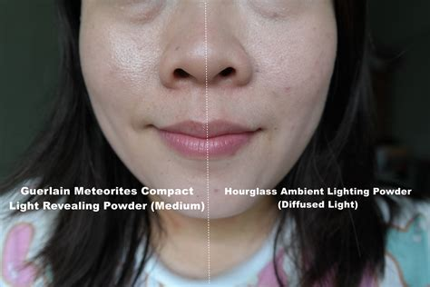 best hourglass ambient lighting powder hourglass ambient lighting powder vs guerlain meteorites