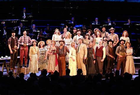oklahoma musical hairstyles proms 34 35 review oklahoma john wilson orchestra