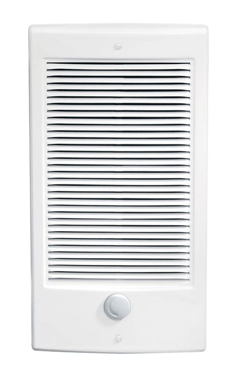 Dimplex 1500W/240V Fan Forced Wall Insert Electric Heater   White   The Home Depot Canada