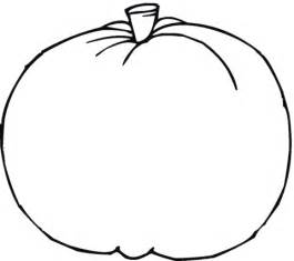 blank pumpkin template blank pumpkin coloring page supercoloring