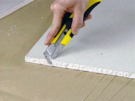 all about the different types of drywall diy