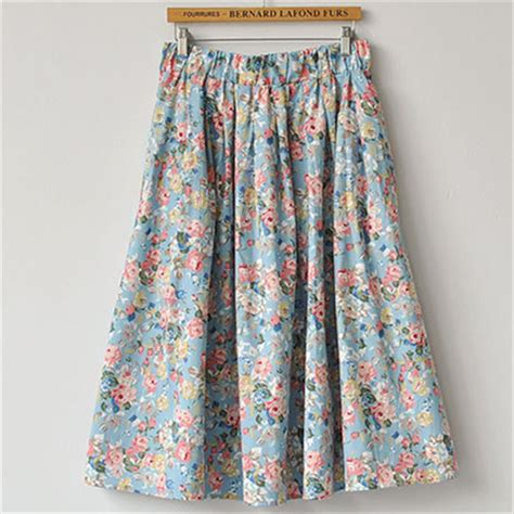 compare prices on floral skirt shopping buy low price floral skirt at factory