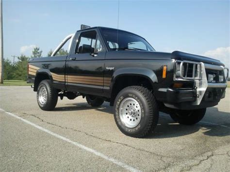 buy used 1988 ford ranger stx standard cab pickup 2 door 2 9l in richmond indiana united