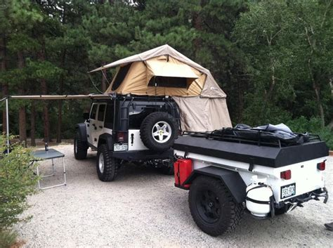 Tent For Jeep Tent Trailer Jeep