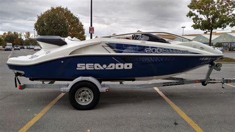 2008 sea doo jet boat sea doo speedster 200 2008 for sale for 15 495 boats