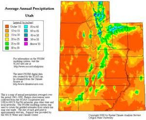 Weather Map Utah utah precipitation map