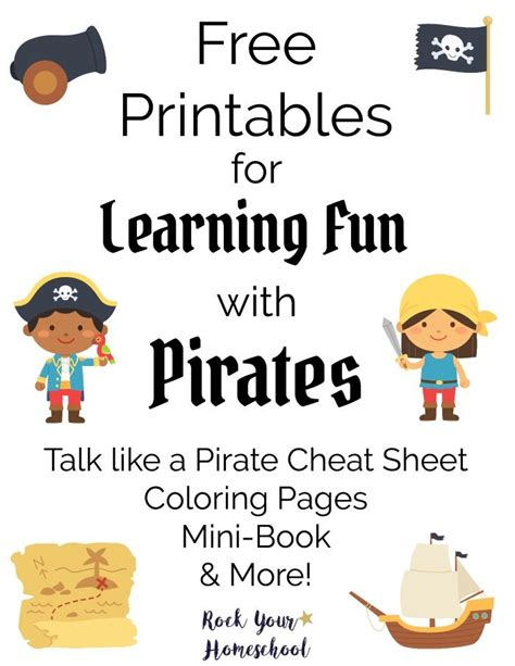 printable pirate jokes free printables for learning fun with pirates