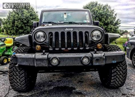 Jeep Rage 2007 Jeep Wrangler Ballistic Rage Country Suspension