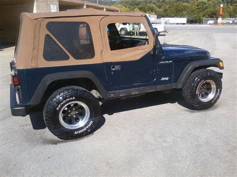 2000 jeeps for sale 2000 jeep for sale knoxville 37909 englewood truck