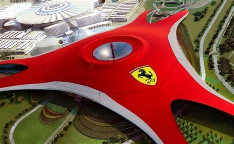 Ferrari Land In Dubai by Dubai Holiday Villas With Private Swimming Pools Medlock