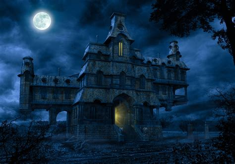 scary house haunted house after dark photo 23483034 fanpop