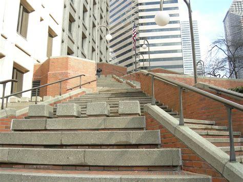 file seattle jackson federal building steps 01 jpg